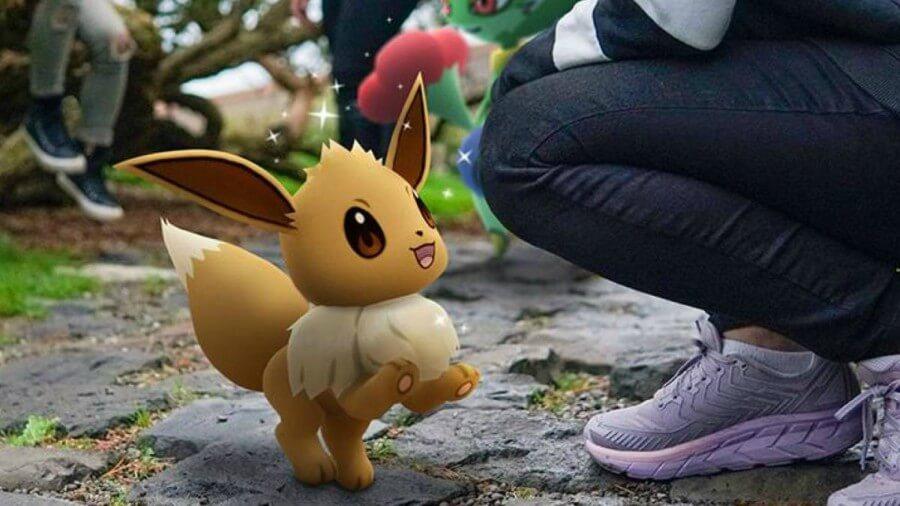 Pokémon go en tiempos