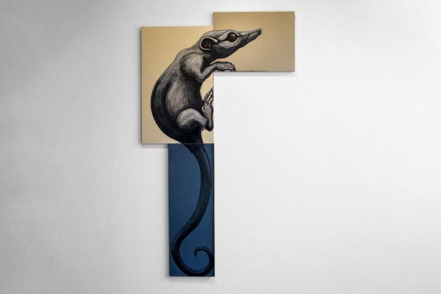 el artista llegará con nueva exposición en Backwoods Gallery