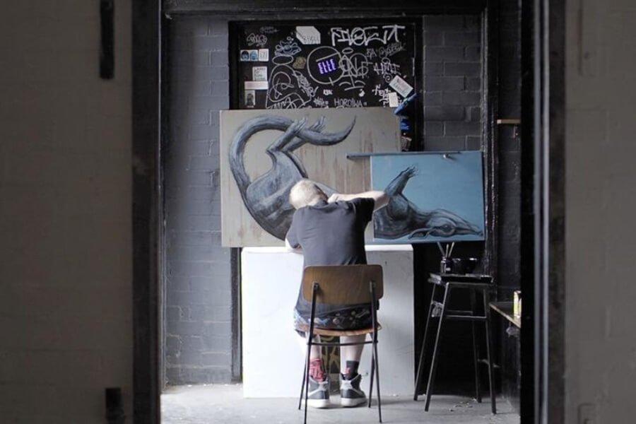 El artista llegará con nueva exhibición a Australia
