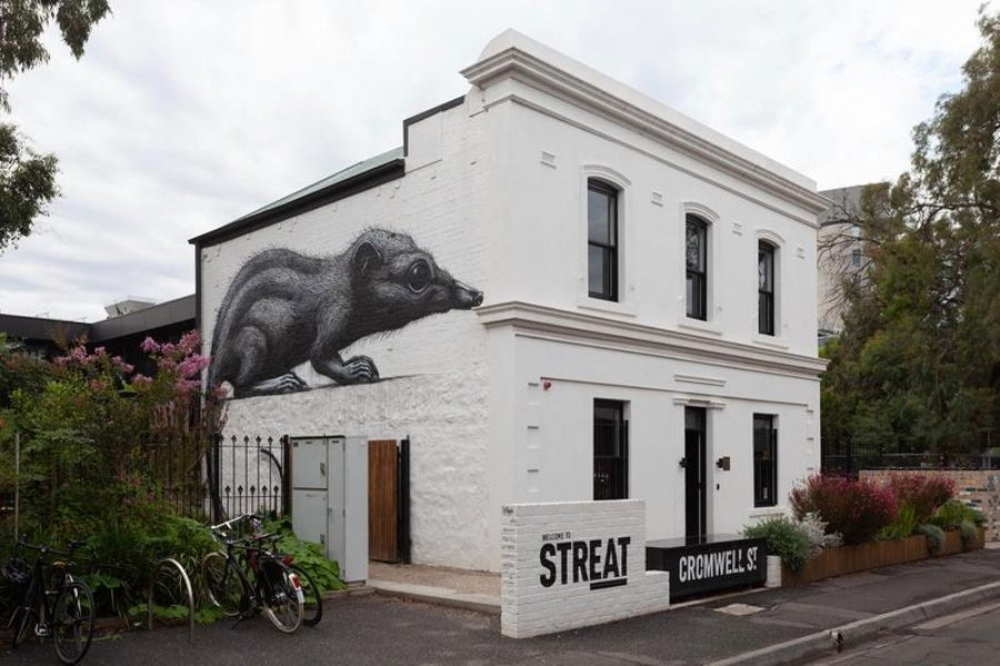 ROA will present new exhibition at Backwoods Gallery