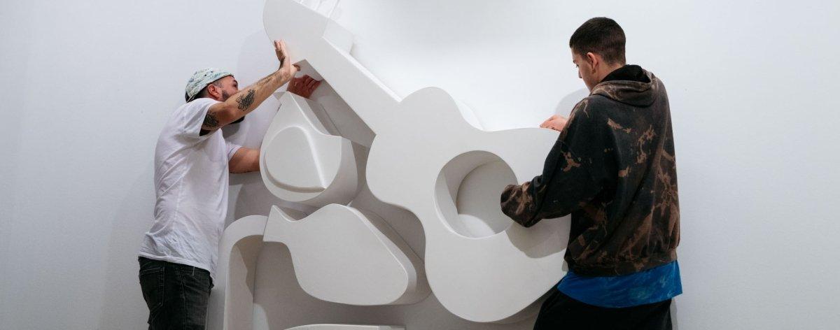 Rubén Sánchez y Elbi Elem participan en Recién Pintado