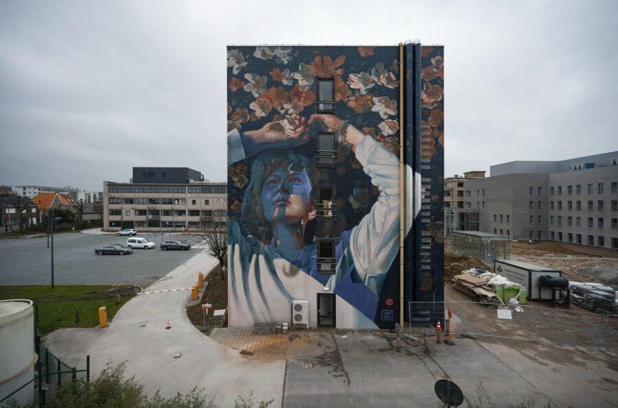 mural de Telmo Miel