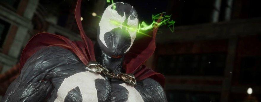 The Joker y Spawn llegan a Mortal Kombat