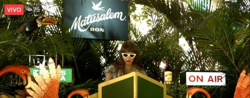 Fiestas Online de Ron Matusalem alcanzan 1.8 millones de espectadores