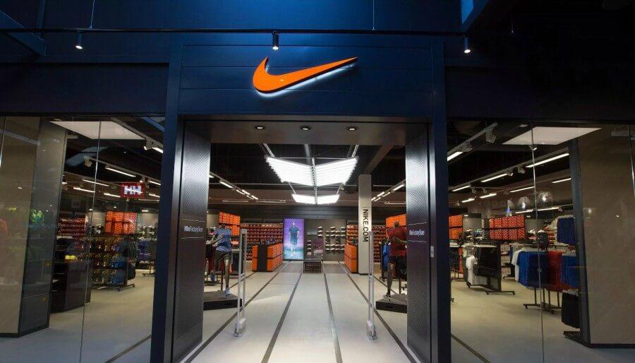 Tiendas Nike