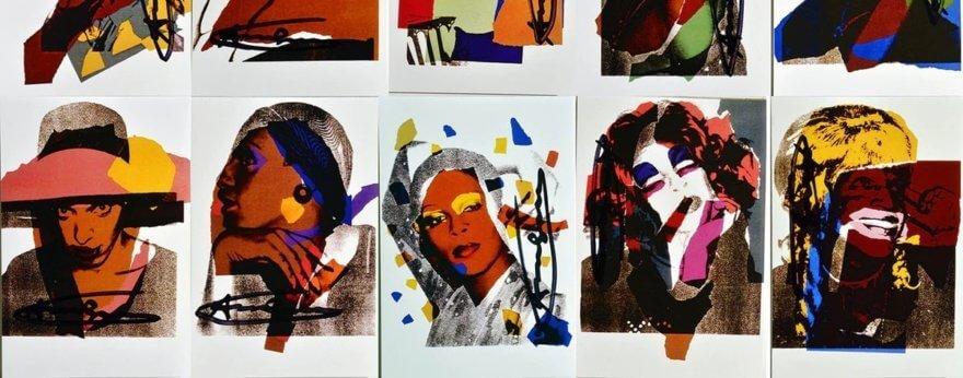 Trans y Drag Queen en la obra de Andy Warhol