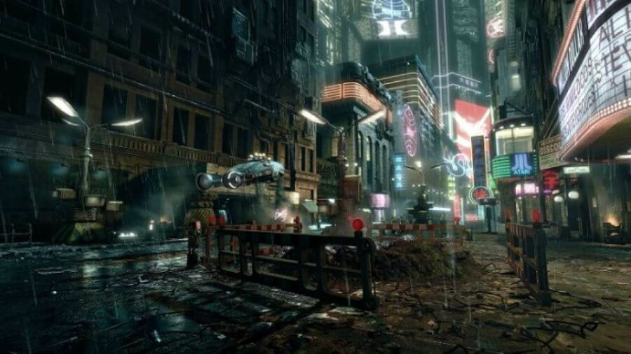 Blade Runner video game