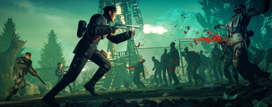 Zombie Army Trilogy llegará a Nintendo Switch