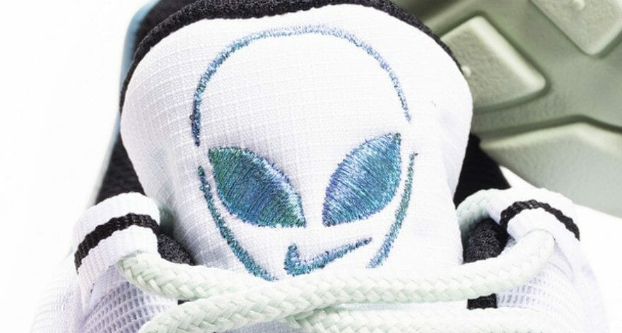 Air Max 95 Alien: lo espacial invade a Nike