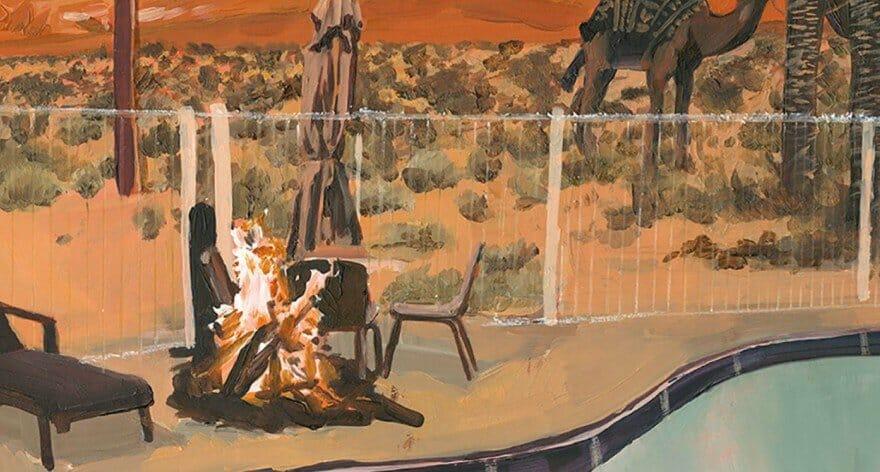 Alice Tye retrata a los Estados Unidos post cambio climático