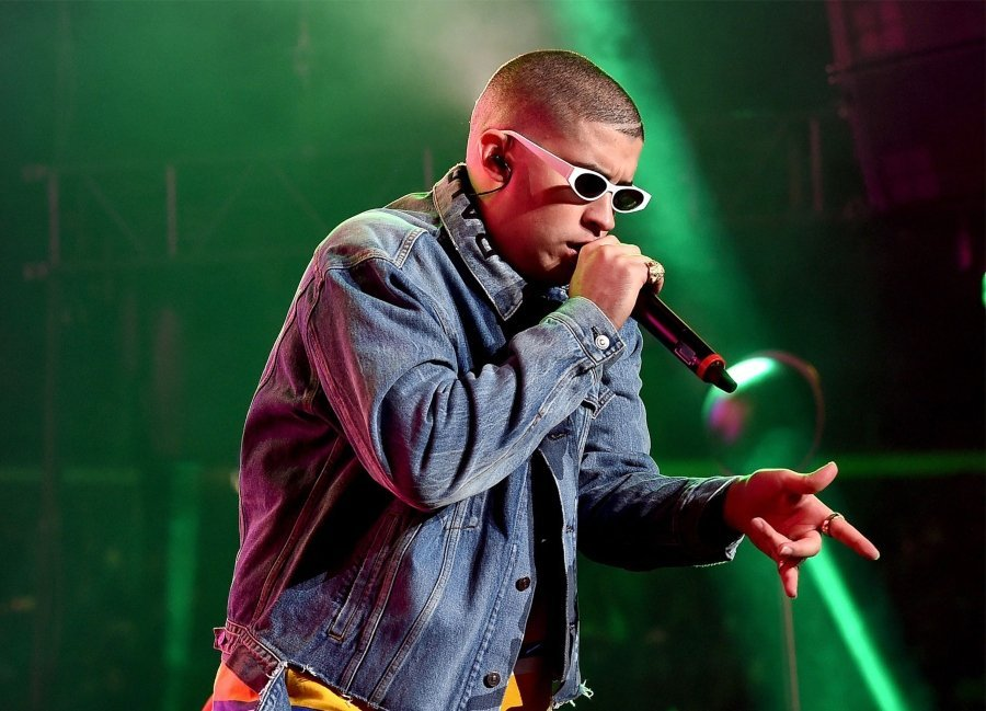Bad Bunny is the most renowned artist according to Bloomberg