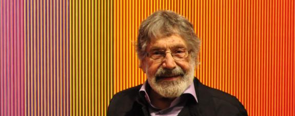 Carlos Cruz-Diez, el referente del arte óptico en Latinoamérica