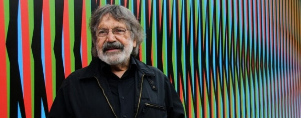 Carlos Cruz-Diez, the pioneer of Optical Art in Latin America