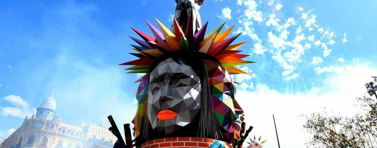 Okuda crea Colouring the World, proyecto para colorear España