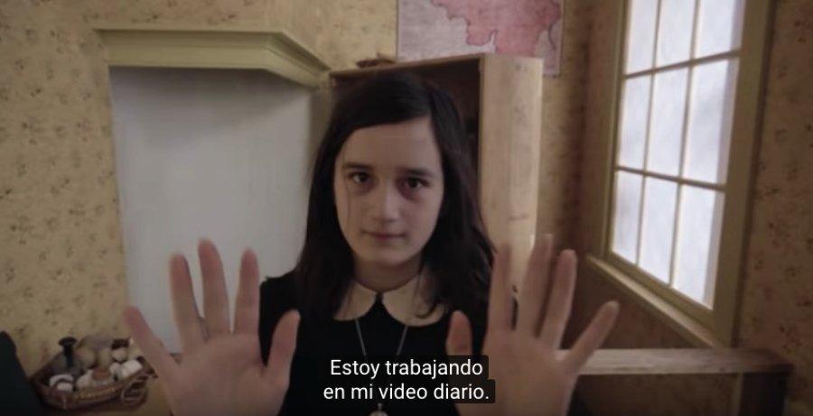 El video diario de Ana Frank llega a Youtube