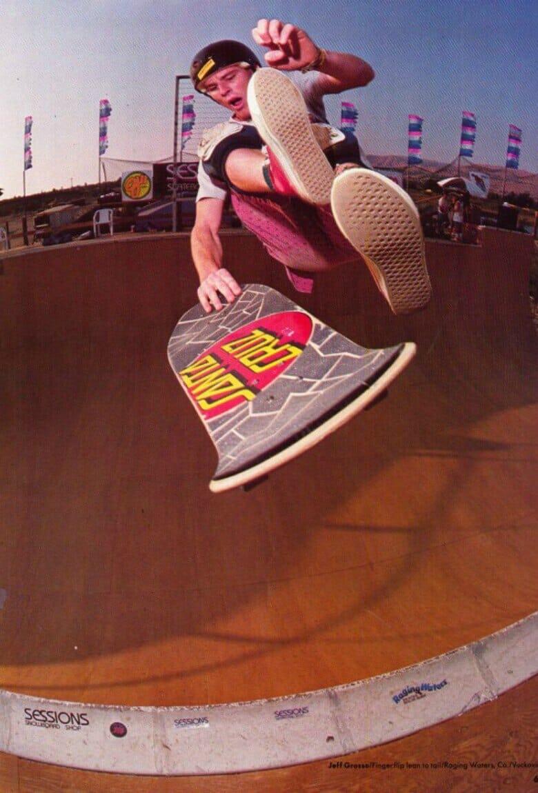 Jeff Grosso, adiós al raro del skateboarding
