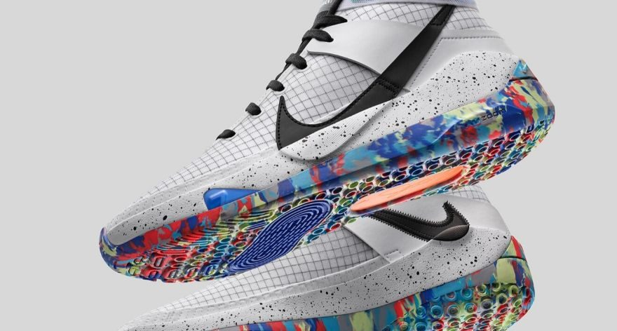 Zoom KD13, lo nuevo de Nike con Kevin Durant