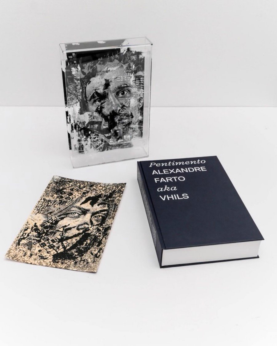 Book on Vhils