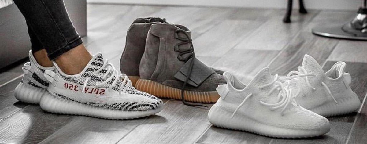 Young woman killed over adidas Yeezy