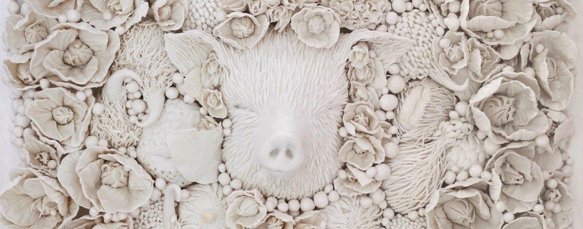 Melis Buyruk y la naturaleza de la porcelana