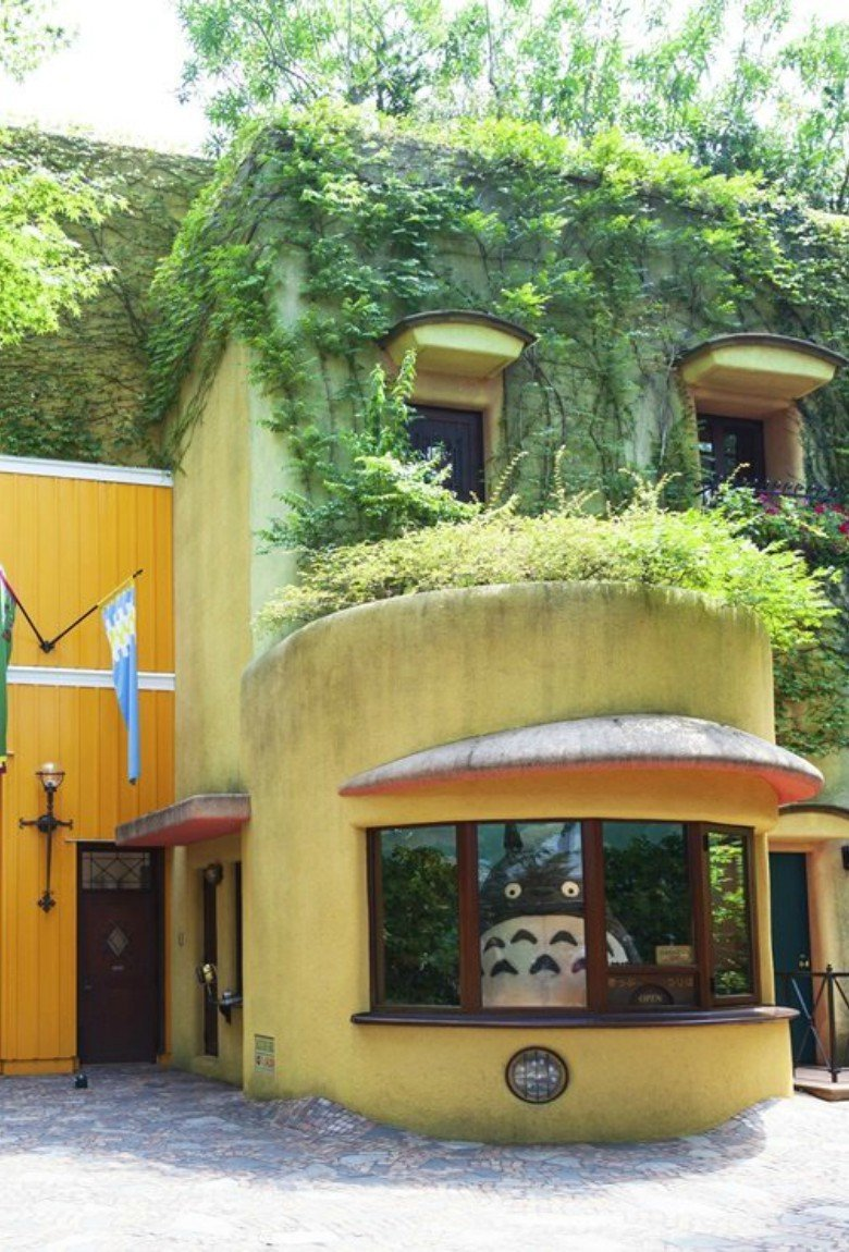 The Ghibli Museum offers a virtual tour from home
