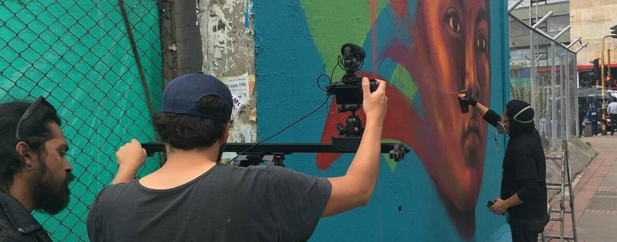 New Mundo: a look at Latin American street art