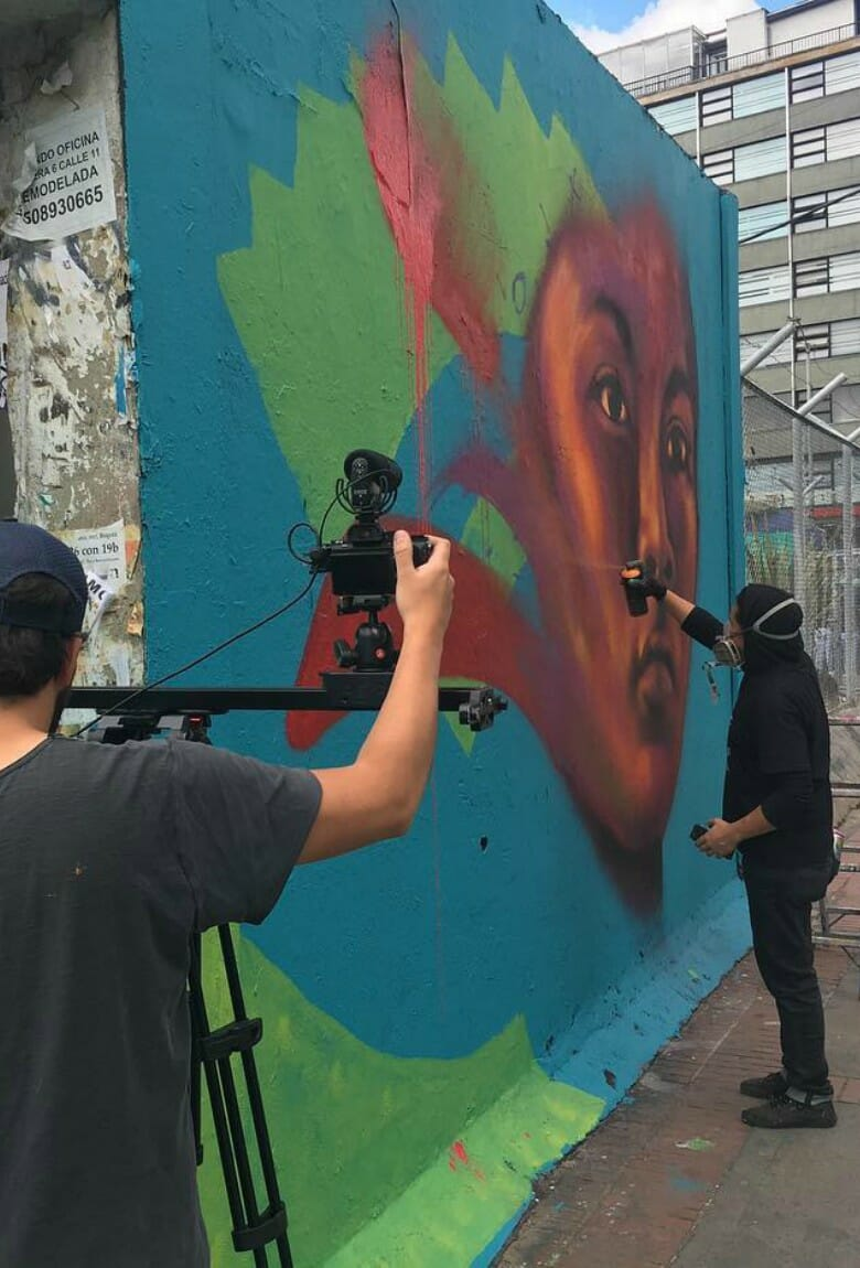 Nuevo mundo, una mirada al arte urbano latinoamericano