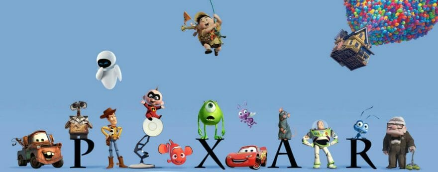 Pixar in a Box: free online animation courses