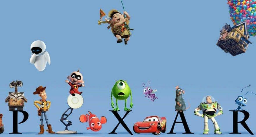 Pixar in a Box, cursos de animación en línea y gratis