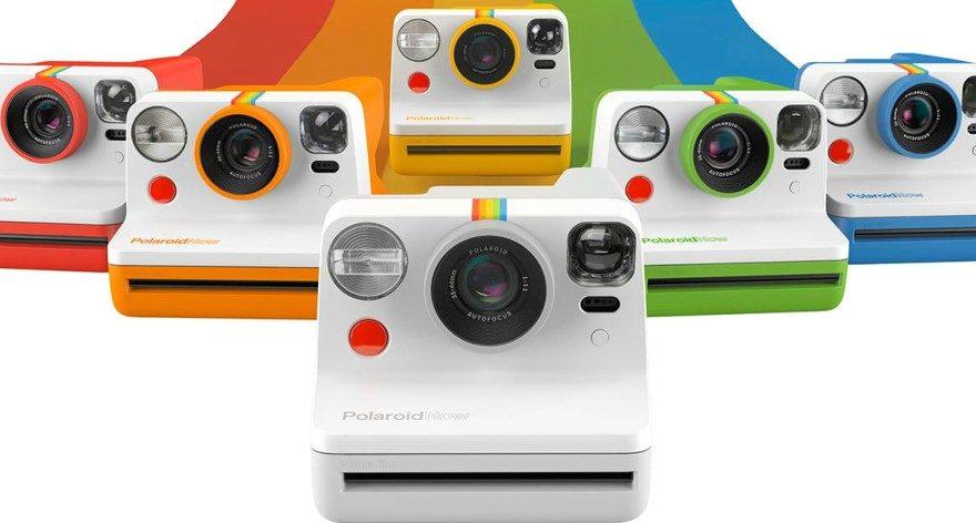Polaroid Now, la nueva era de las instantáneas