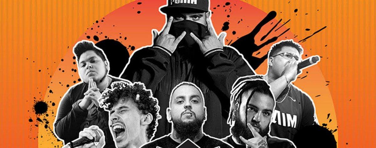 Batalla de campeones: primer campeonato de rap online