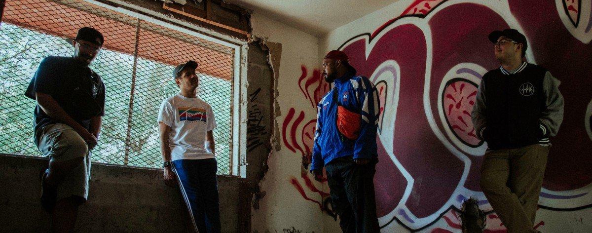 Raw Cutz, un colectivo que impulsa el rap panameño