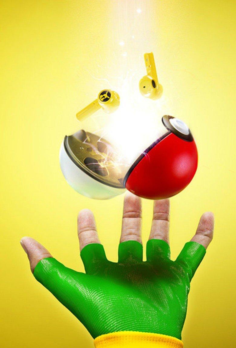 Razer y Nintendo lanzan audífonos de Pikachu