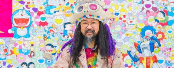 Takashi Murakami y Supreme contra el Covid-19