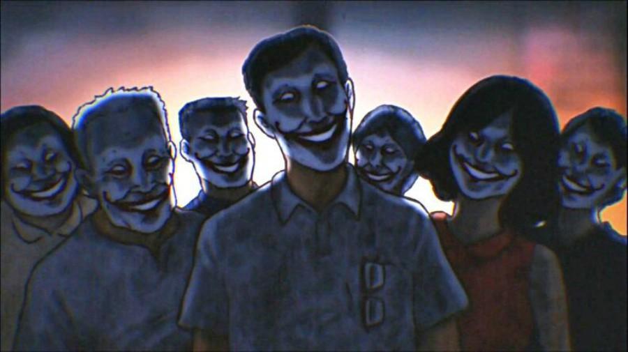 Animes de terror