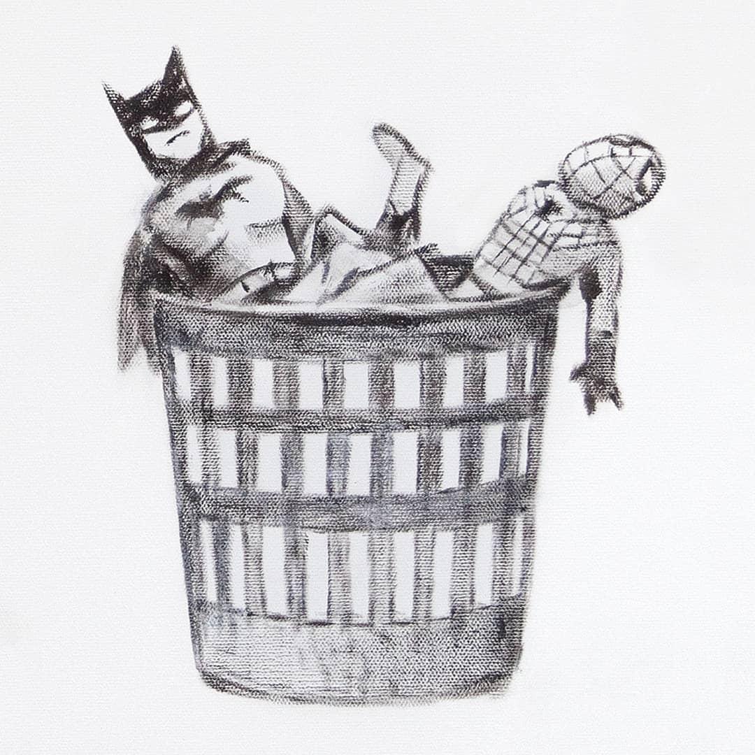 obra de Banksy Hame Changer