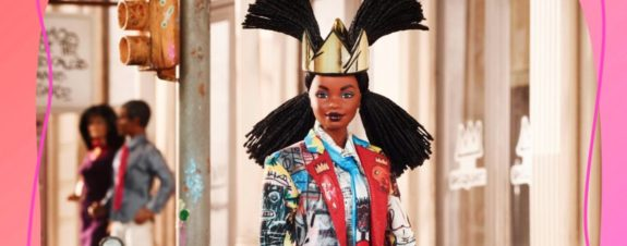 Basquiat x Barbie presents a very artistic collaboration