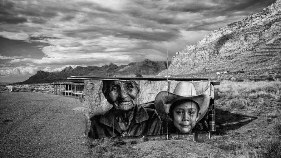 Chip Thomas, el activista que cuenta las historias de Navajo
