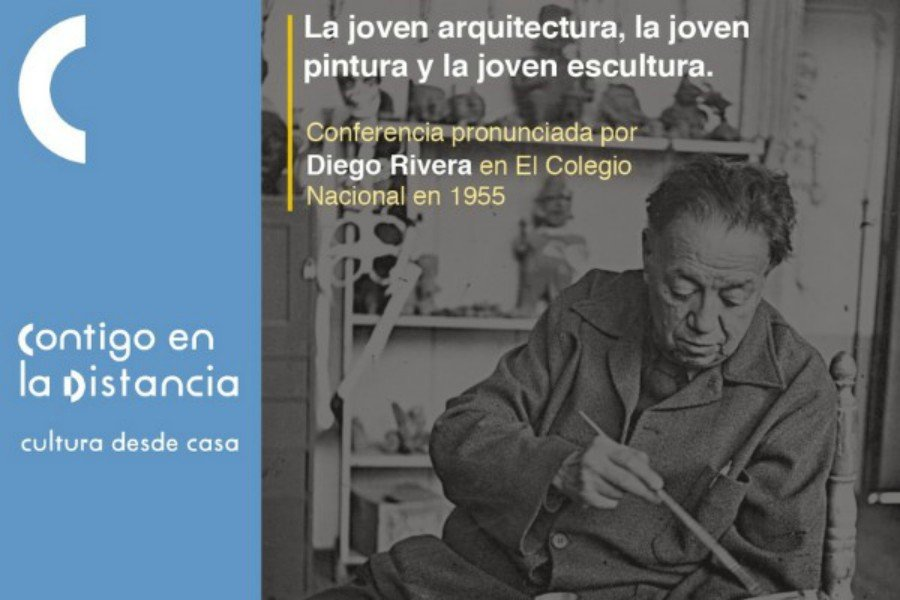 Diego Rivera lectures