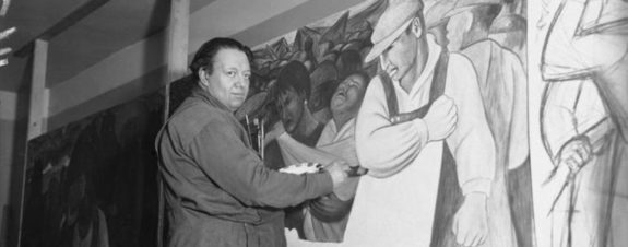 Diego Rivera Lectures on Architecture and Painting