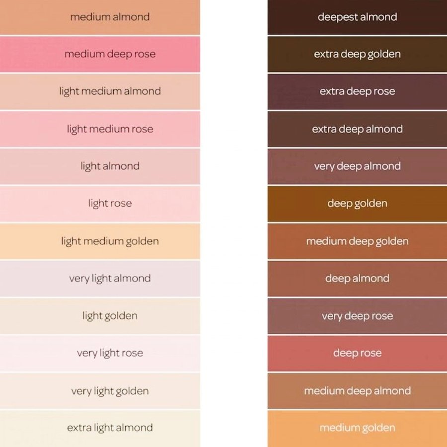 "Tonalidades de ""Colors of the World"""