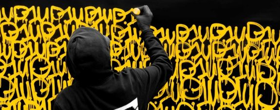 El 1UP crew llegó a Nápoles con «This is not art anymore»