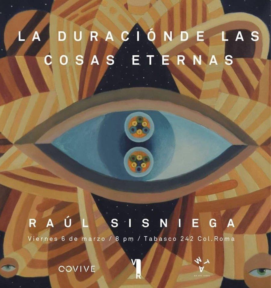 Entrevista a Raúl Sisniega creando desde el confinamiento