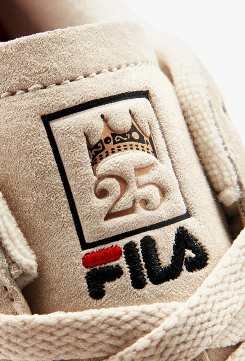 FILA x Biggie pay tribute to nineties streetwear