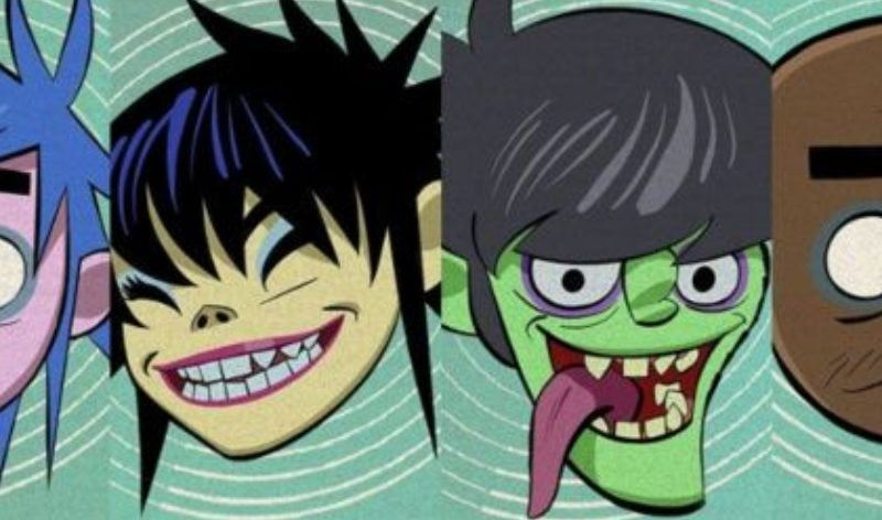 Gorillaz Almanac, the band's comic book will arrive this year