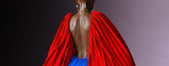 Hanifa Mvuemba y las  pasarelas de moda en 3D