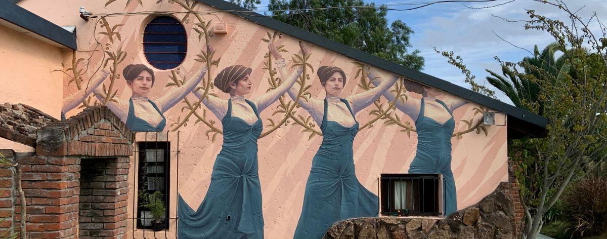Home MuralFest, street art en casa por Void Project