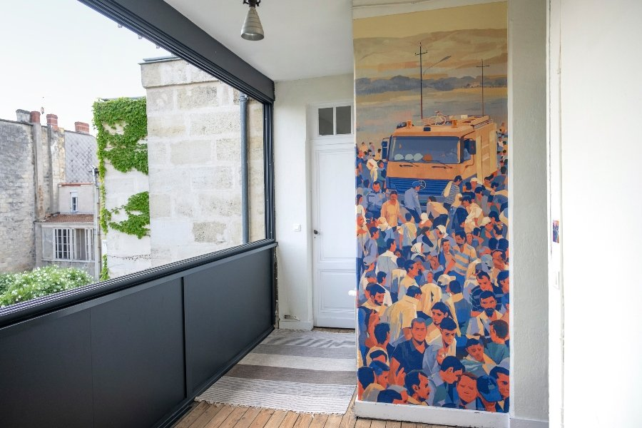 Home Mural fest reunió a talento internacional