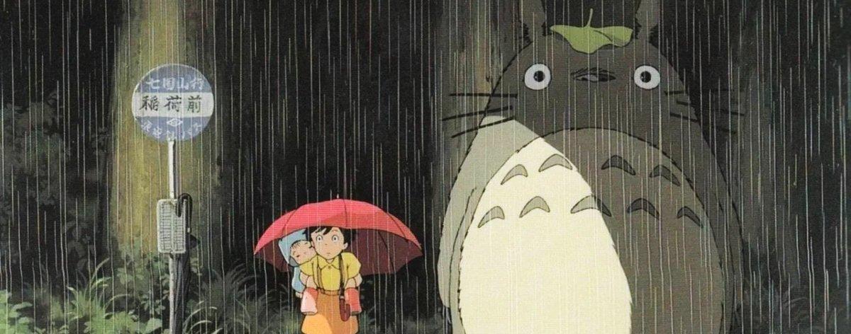 Tutorial to draw Totoro taught by Toshio Suzuki