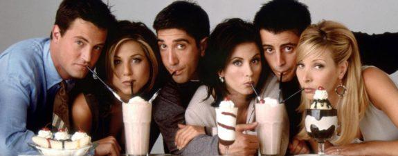 Libro de cocina de Friends para poner fans